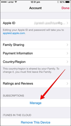 Subscribe to Apple Music Family Plan