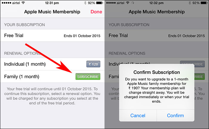 How to Subscribe to Apple Music Family Plan
