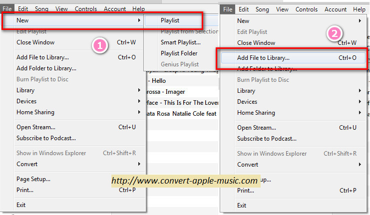 how to burn Apple Music to CD with iTunes