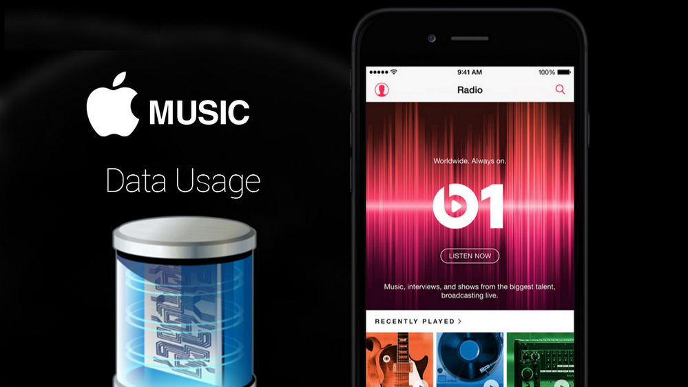 Does Apple Music Use Mobile Data