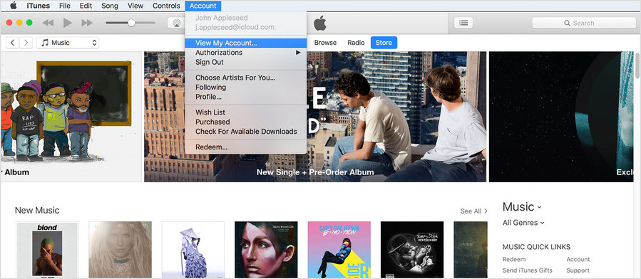 How to Unsubscribe to Apple Music on your Mac or PC