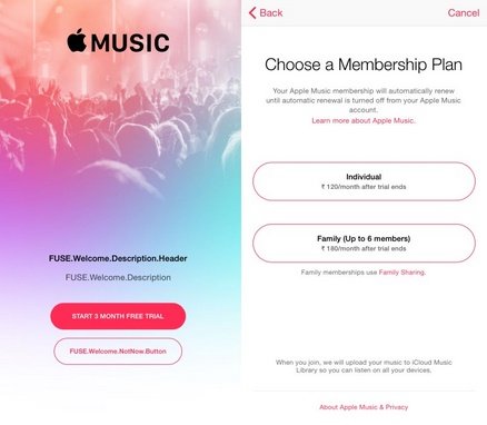 how to keep apple music songs after trial