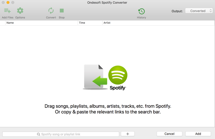 how to convert spotify music to mp3